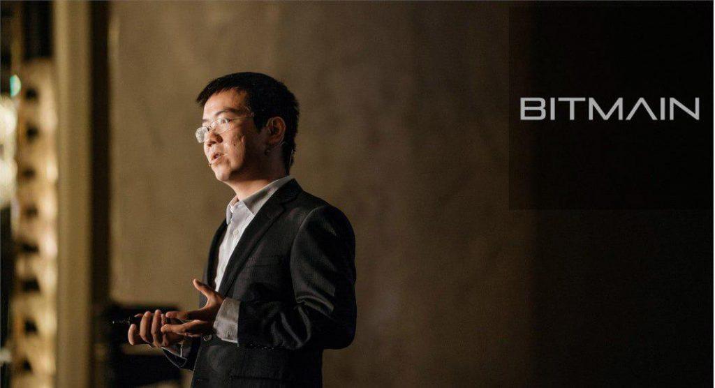 Bitmain - Jihan Wu, schimbare de management