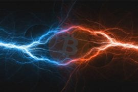 Lightning Network capacitate de 2 mil $ in BTC