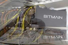 Bitmain - minare ilegală