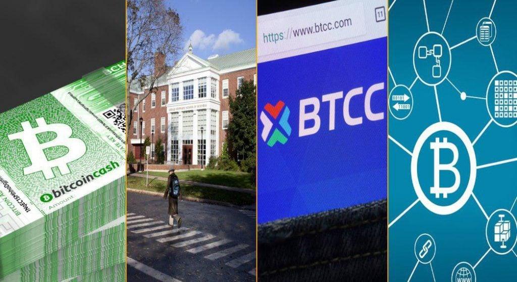 Sinteza cripto 7 noiembrie 2018 - Exchange-ul BTCC închide BTCC mining pool
