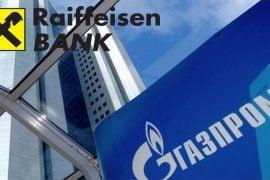Gazprom - Raiffeisen Bank