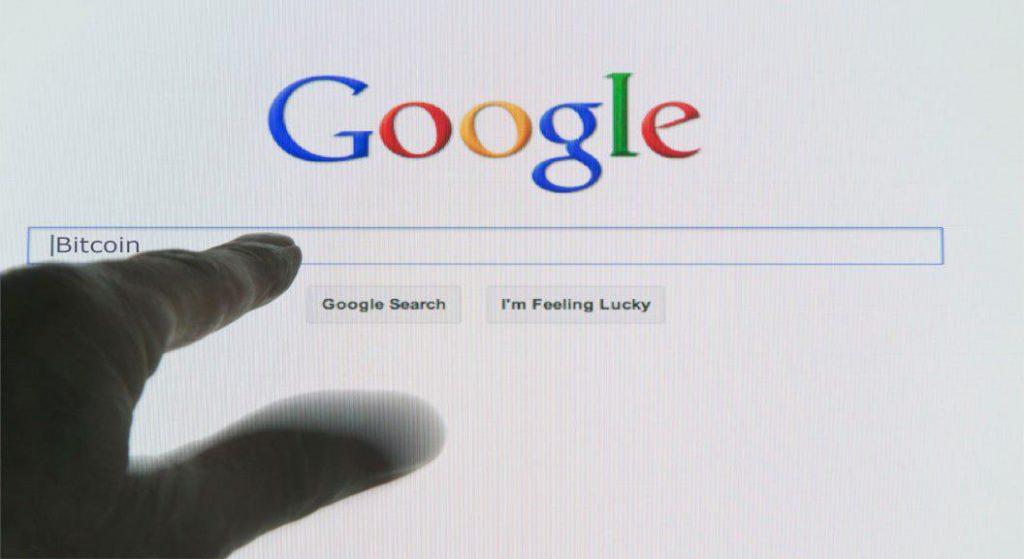 căutări google