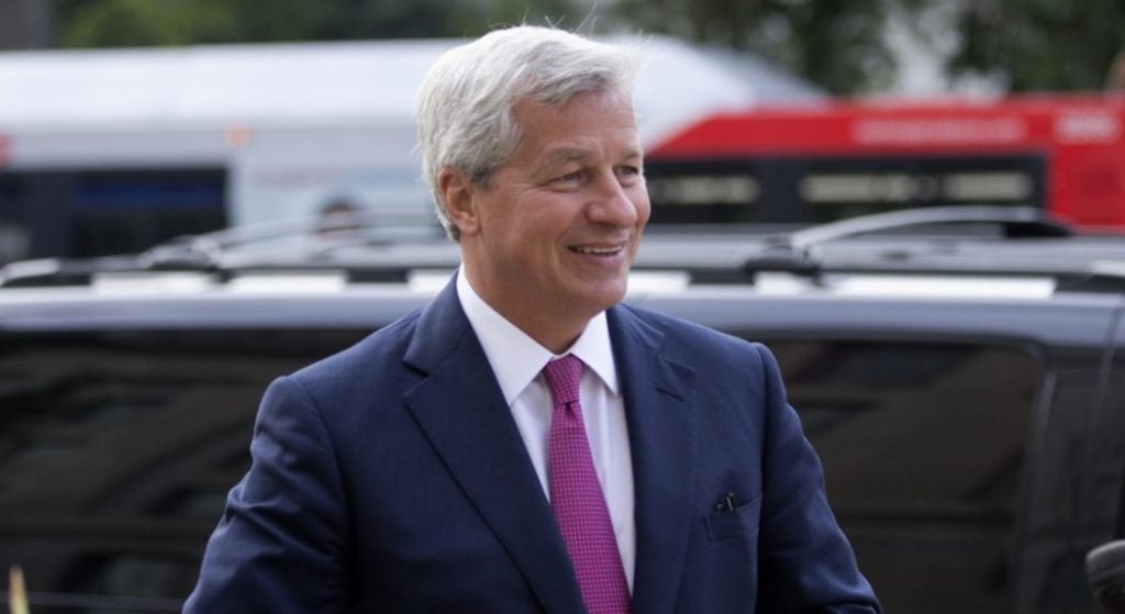 CEO-ul JPMorgan, Jamie Dimon