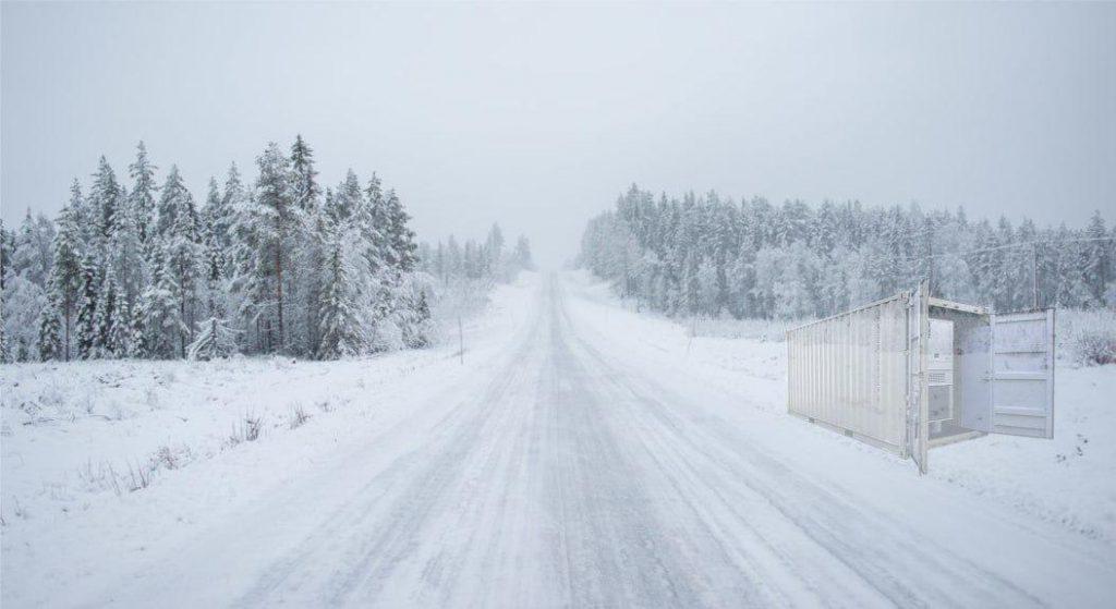 operațiuni de minare din Suedia