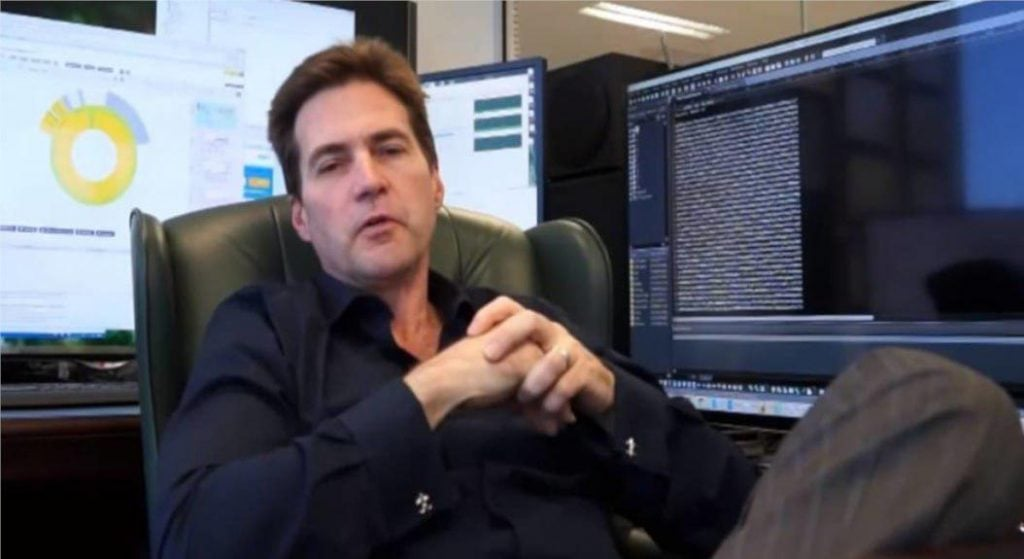 Craig Wright - Bitcoin SV