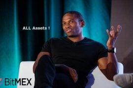 CEO-ul bitmex