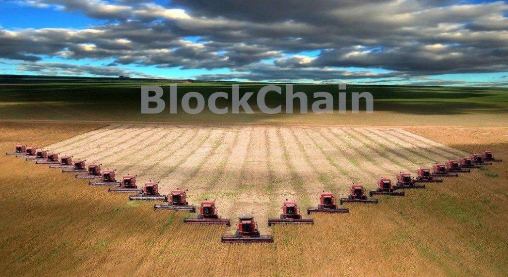 kenya - hello tractor - blockchain