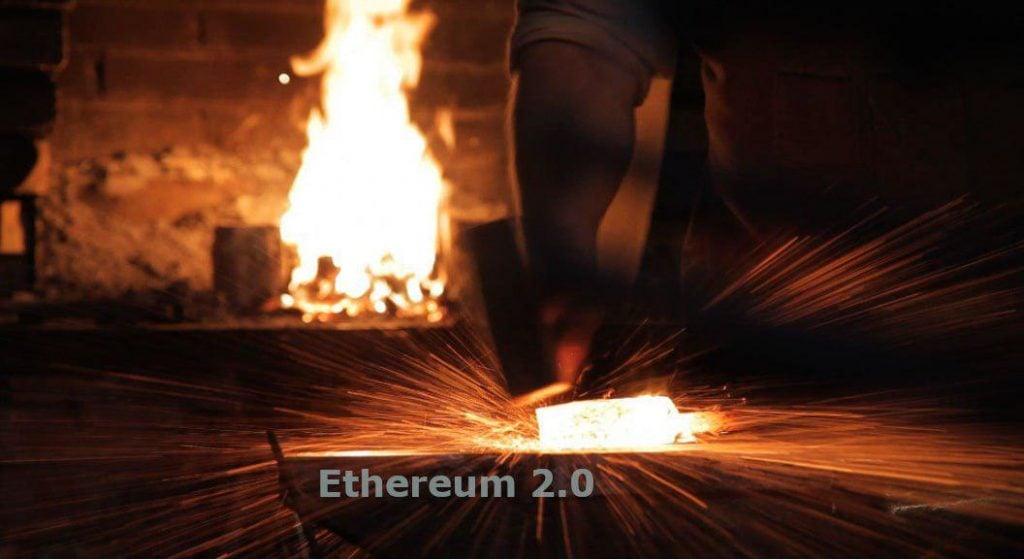 Blockchain este o tehnologie în continuă dezvoltare, iar Ethereum este un exemplu în acest sens. Fiind creat special pentru a facilita implementarea de idei noi si are planuri de viitor ambițioase.