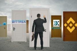 listarea pe exchange
