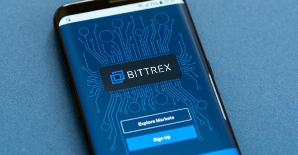 Platforma Bittrex