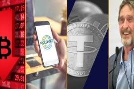 Prețul Bitcoin scade