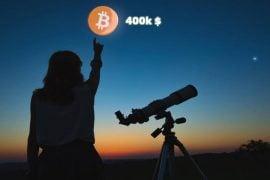 predicție îndrăzneață pentru Bitcoin