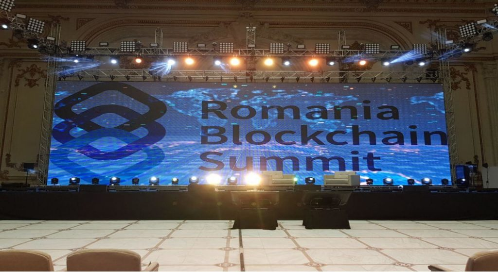 Romania Blockchain Summit – prima zi