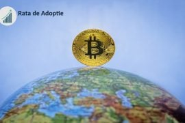 rata de adopție a Bitcoin
