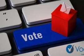 Aplicația de vot mobilă Voatz