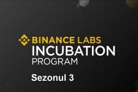 Incubatorul de afaceri Binance Labs