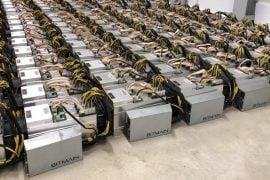 Industria de minare Bitcoin