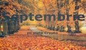 Luna septembrie pe piata cripto