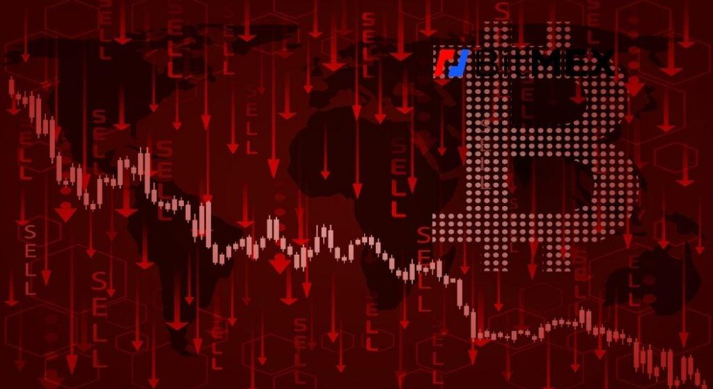 lichidarile BitMEX