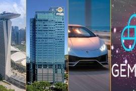Lamborghini își autentifică mașinile pe blockhain