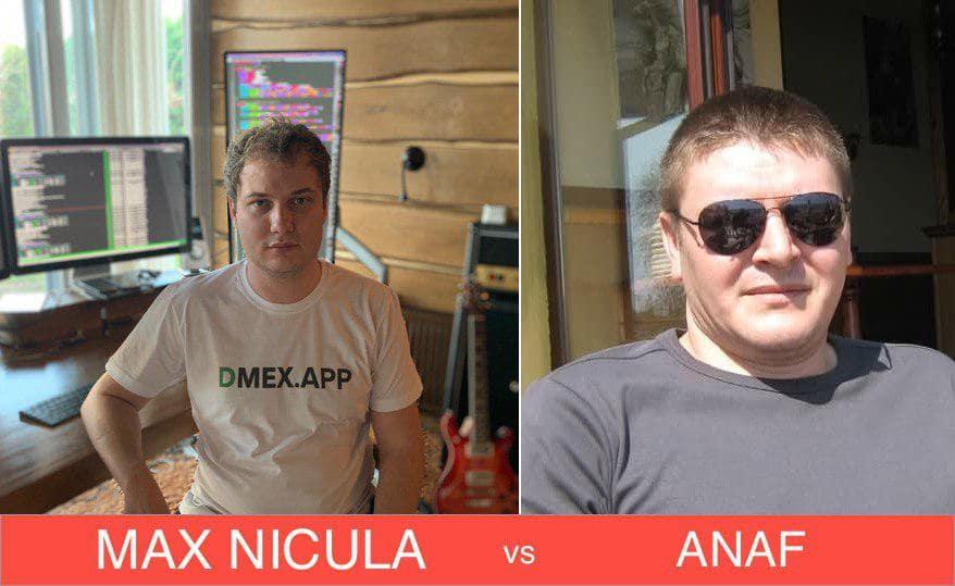 Max Nicula vs ANAF
