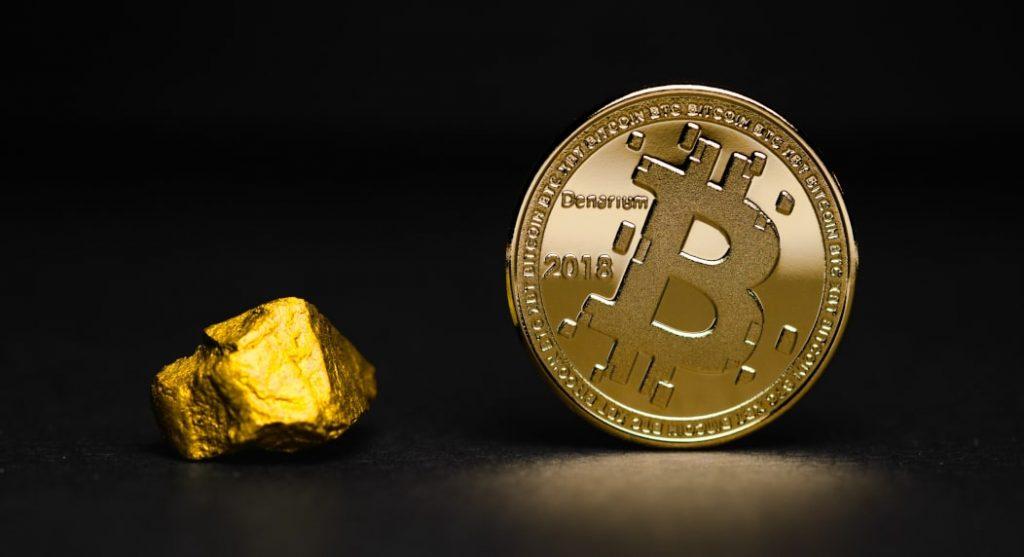 Bitcoin aurul digital
