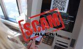 Bitcoin scam la ATM