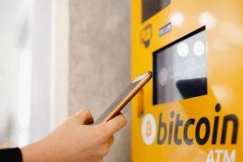 numărul de ATM-uri Bitcoin