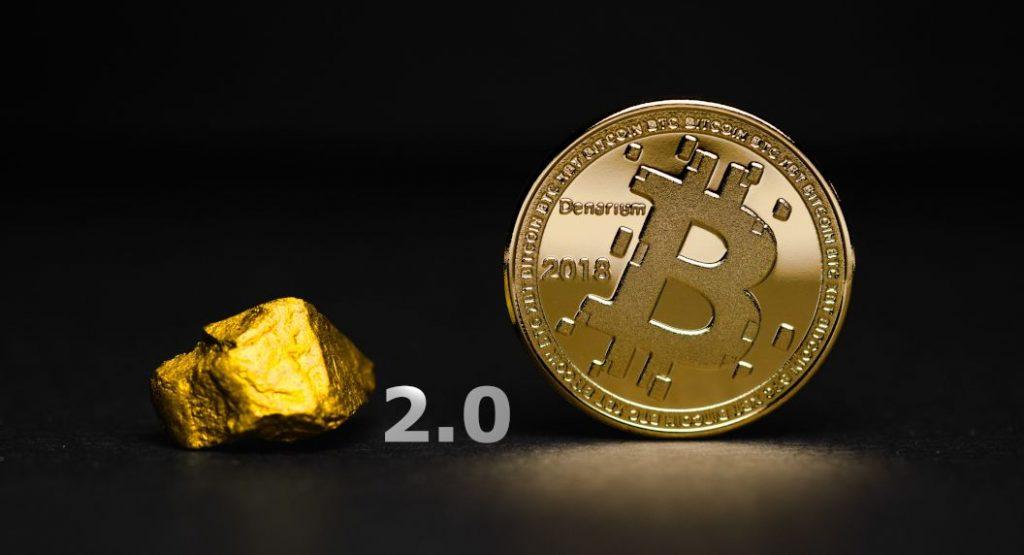 Bitcoin este aur 2.0