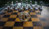 Bitcoin evoluează mai bine decât bursele