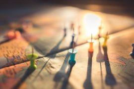 Hărțile online interactive