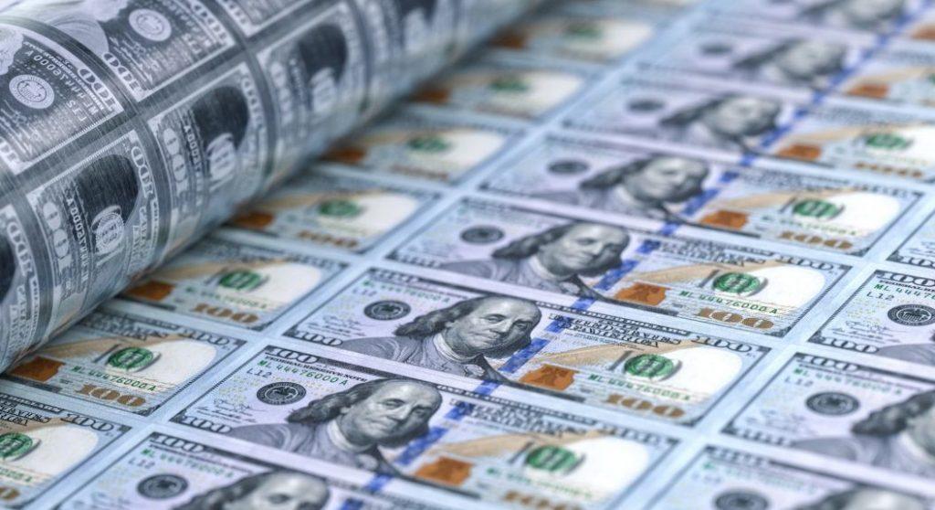 Oferta infinită de dolari
