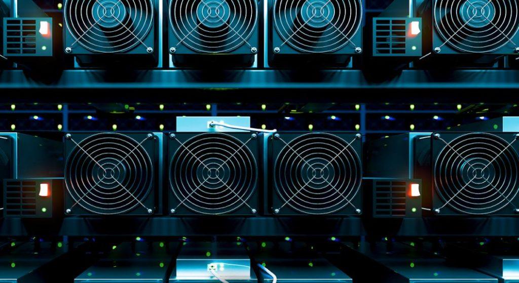 Puterea de hash din rețeaua Bitcoin