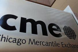 Volumele tranzacționate zilnic pentru CME