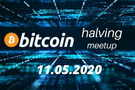 Bitcoin Halving meetup