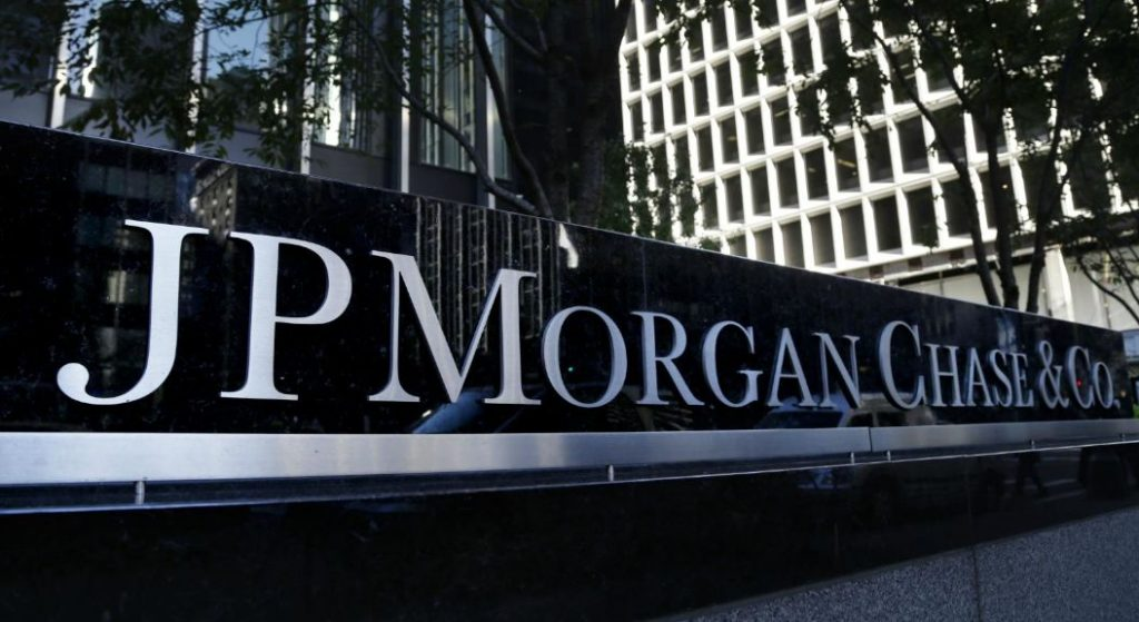 Gigantul bancar JPMorgan