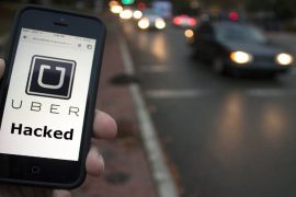 Uber a fost compromis