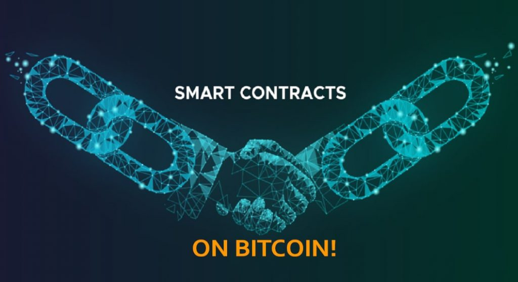 contracte inteligente pe Bitcoin