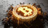 Bitcoin blocat în ecosistemul DeFi