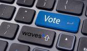 soluție blockchain pentru votare