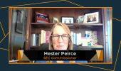 Comisarul SEC Hester Peirce