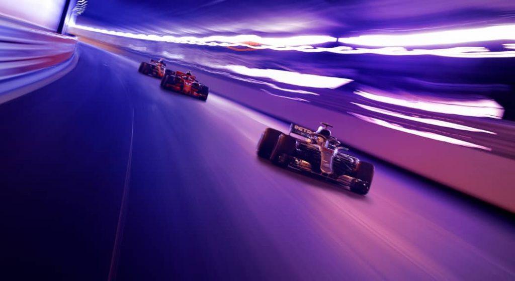 F1 Delta Time