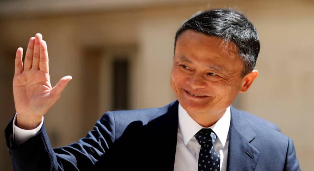 Fondatorul Alibaba