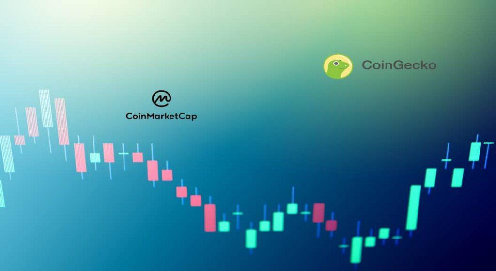 CoinMarketCap sau CoinGecko