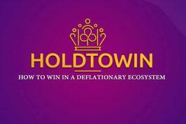 HOLDTOWIN - loteria blockchain