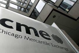 Valoarea contractelor futures CME Bitcoin