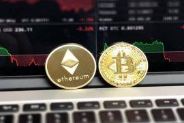 Volatilitate ridicata pentru Bitcoin si Ethereum