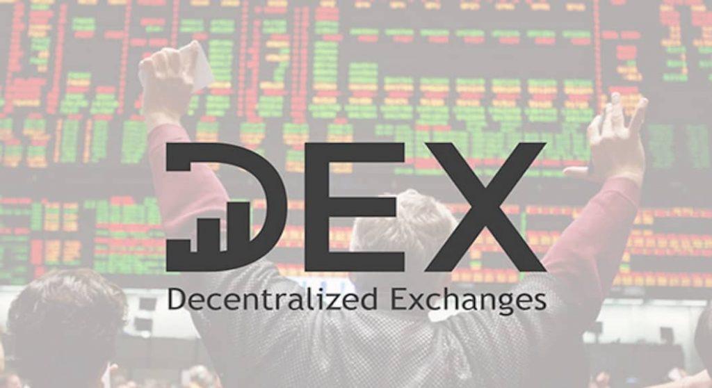 Volumul de tranzacționare pe DEX-uri