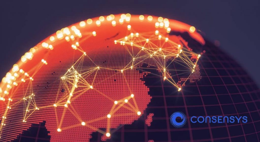 Aplicația entreprise blockchain Orchestrate