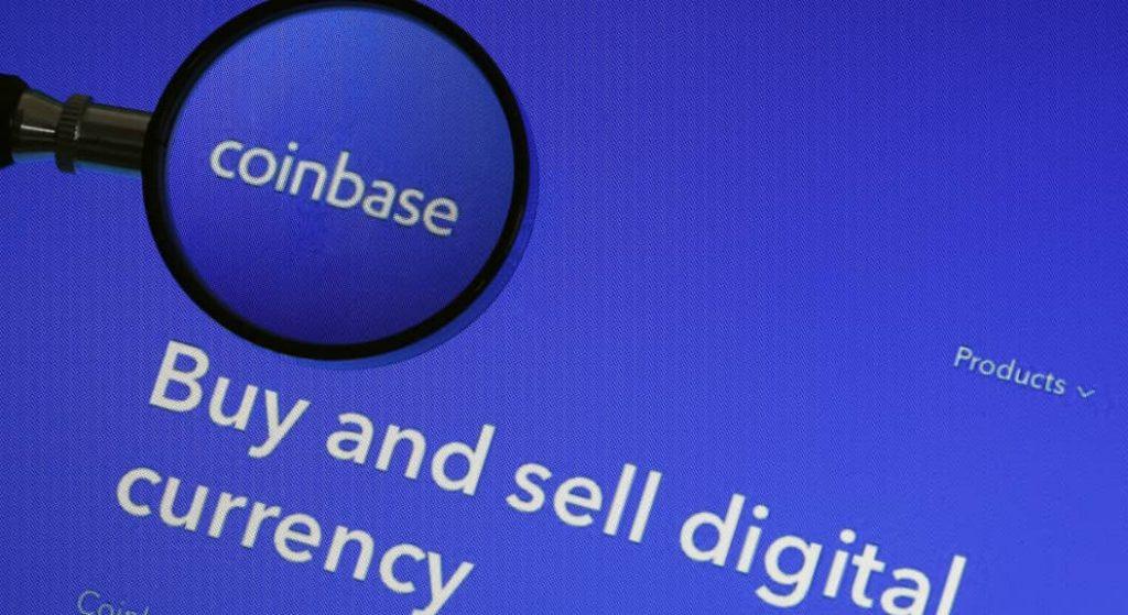 Compania Coinbase a depus documentația